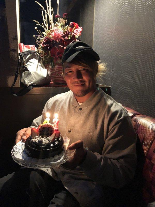 棚橋弘至選手の誕生日
