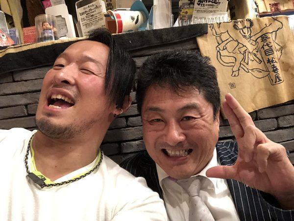 丸藤正道選手