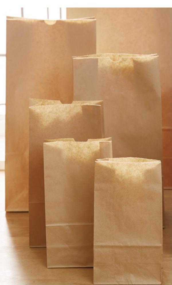 パッケージ 紙袋編(ひもなし)