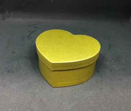 貼箱 ハート 220-80 ゴールド 1ケ入