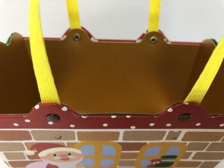 クリスマス カゴ型 BOX 1ヶ入り