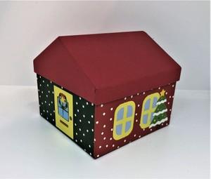 クリスマス 家型 BOX