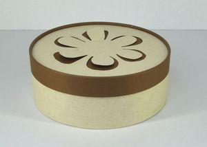 エコマル ぺトゥル(花びら)160ブラウン  直径160x高75mm