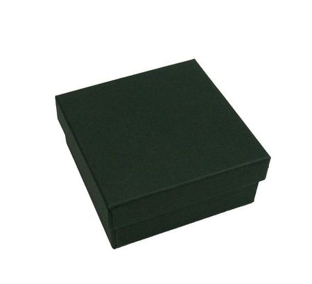 貼箱 正方形Sグリーン 90x90xH40mm 5ケ入