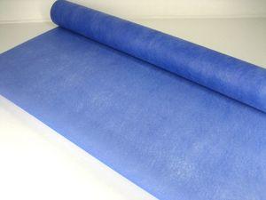 フラワーラップ ロイヤルブルー 巾65cmx20m巻     1本